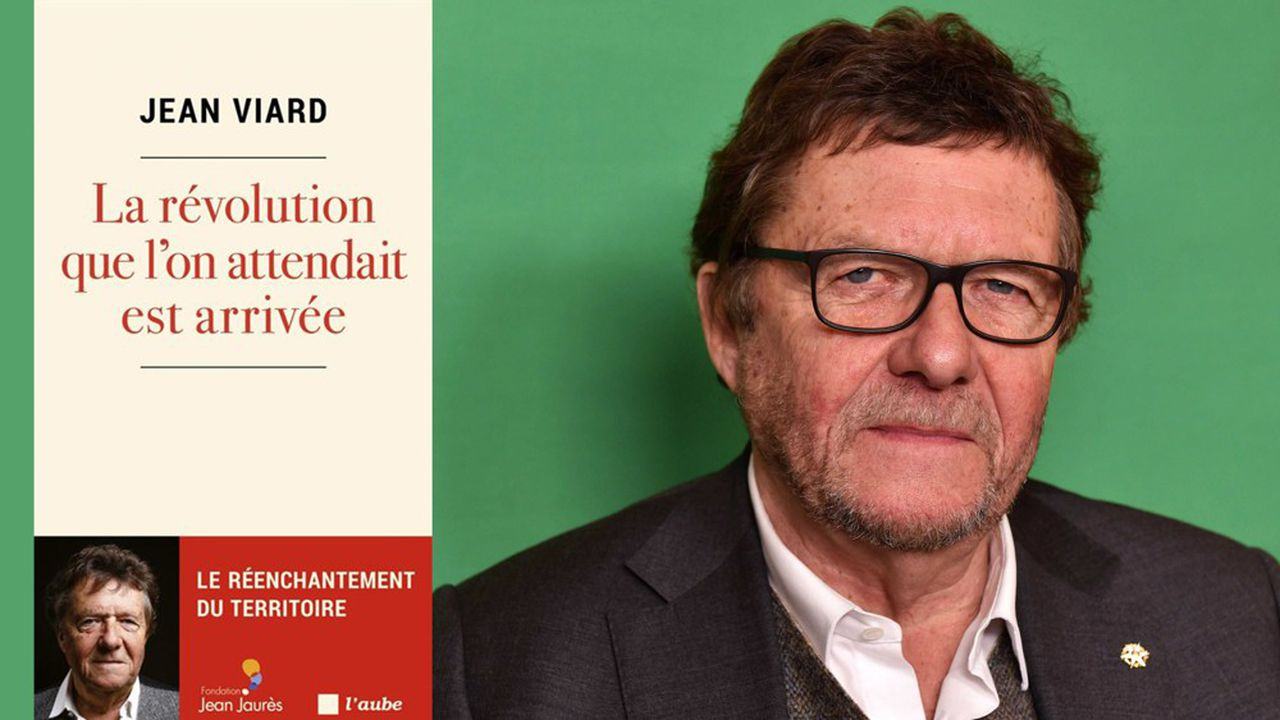 «La révolution que l'on attendaitest arrivée», de Jean Viard, éd. de l'Aube/Fondation Jean-Jaurès, 240 pages, 17euros.