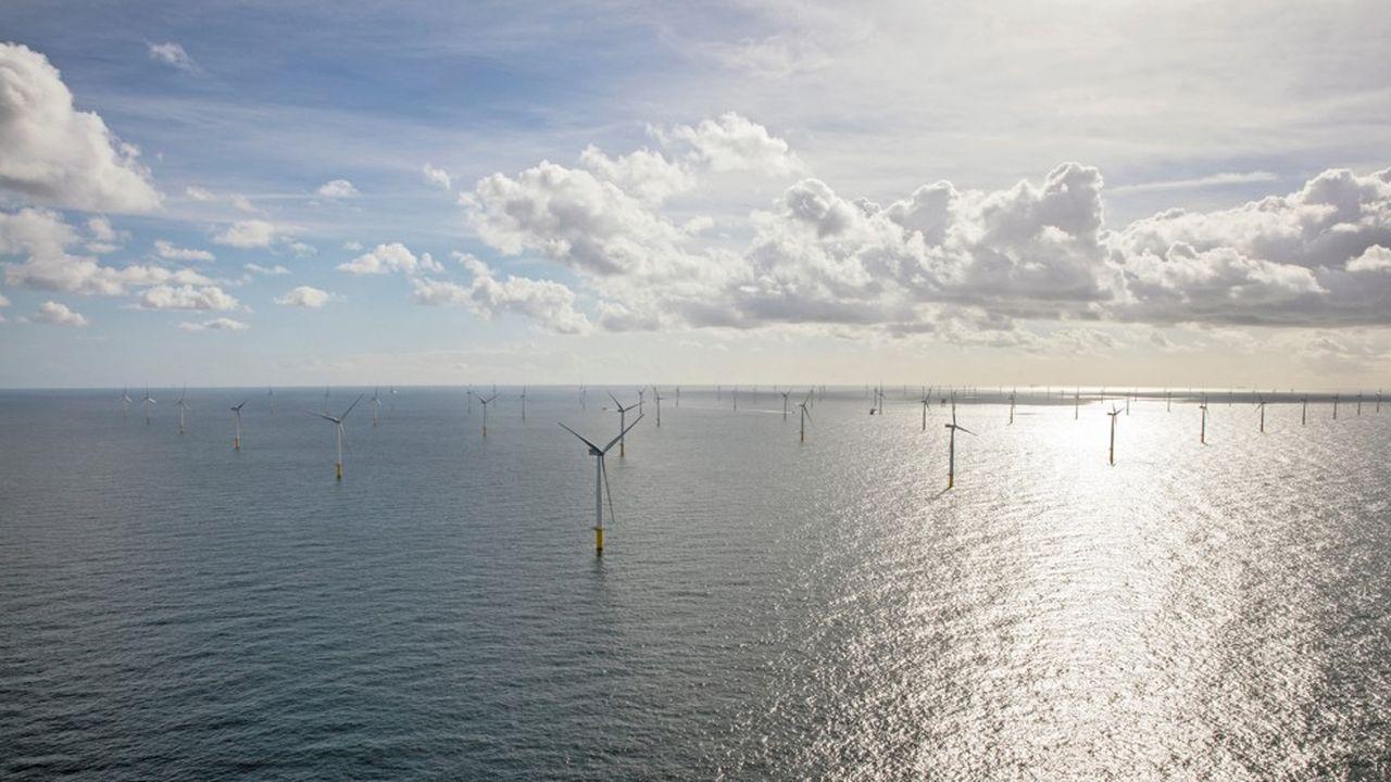 BASF et RWE estiment à 4milliards d'euros environ le coût de construction du parc offshore et du site de production d'hydrogène.