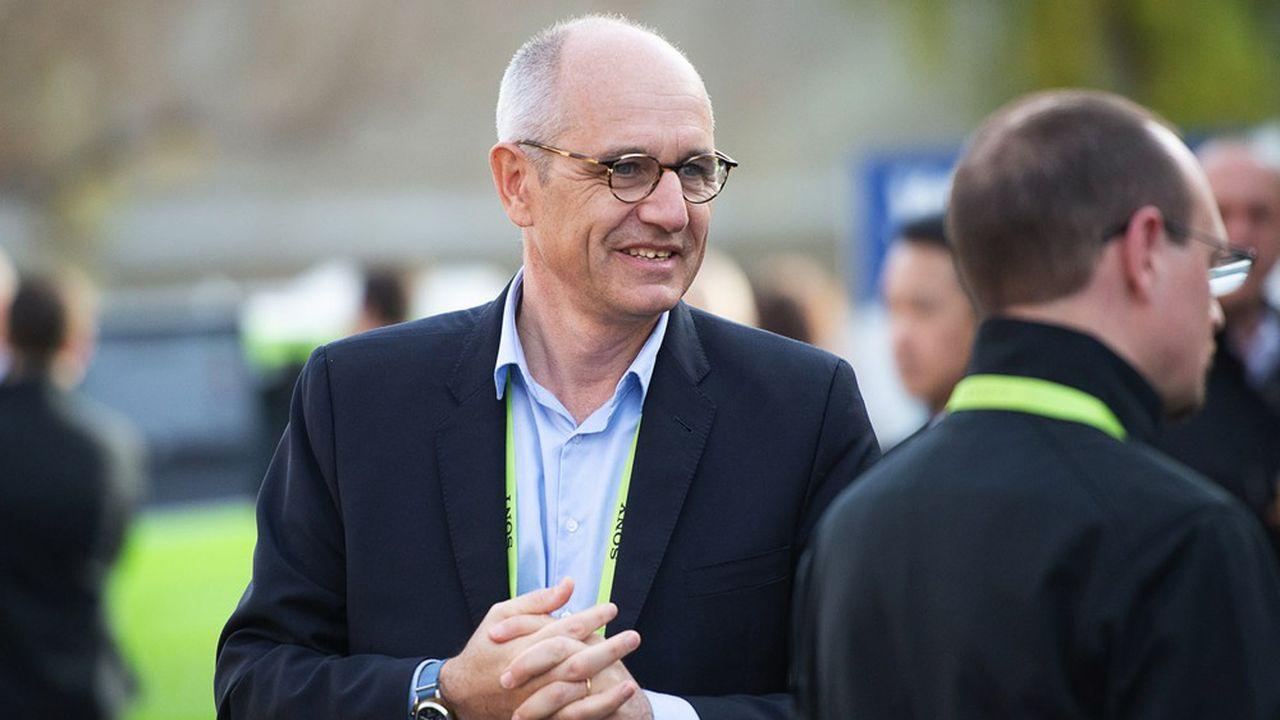 Valeo : Christophe Périllat, une « évidence » pour l'équipementier automobile