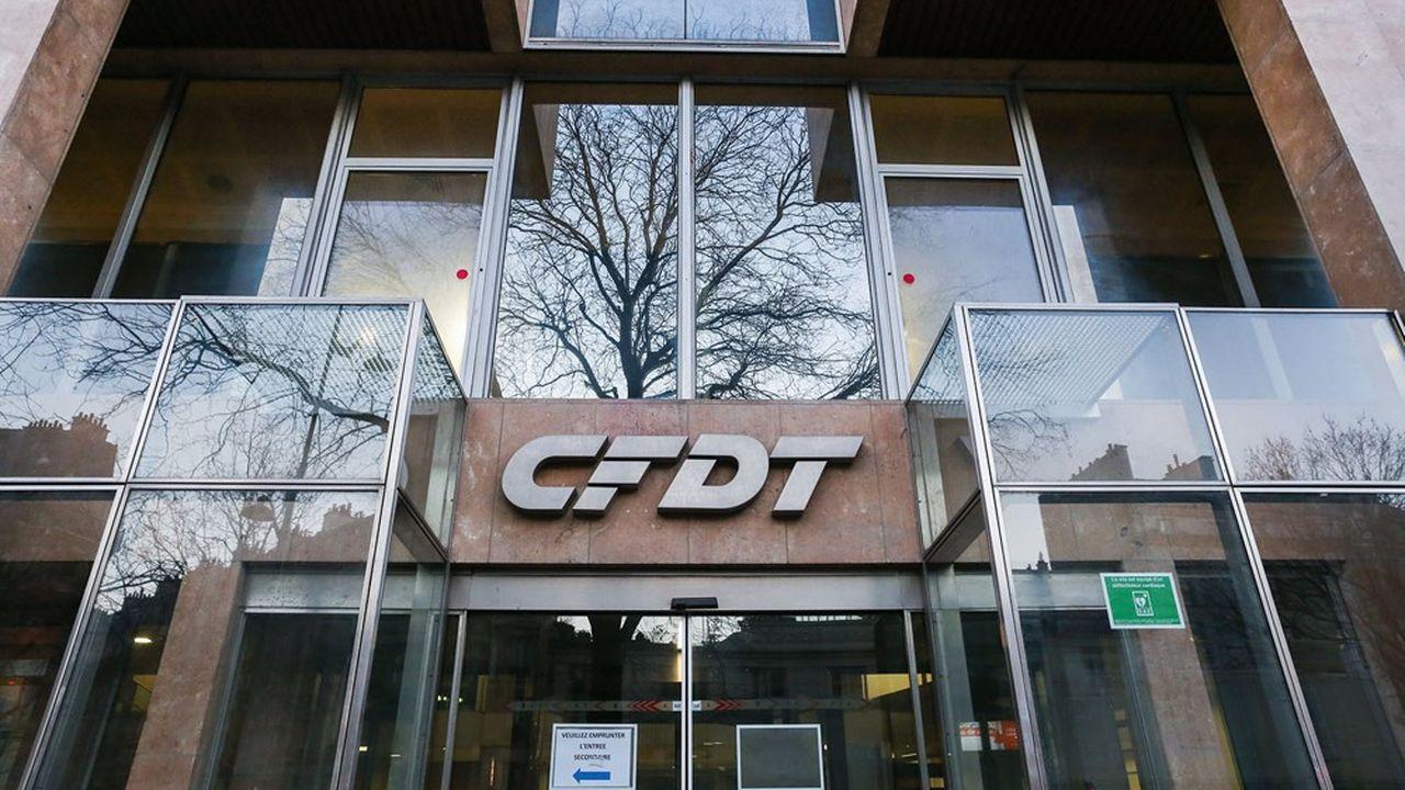 La CFDT espère confirmer sa première place dans le privé.