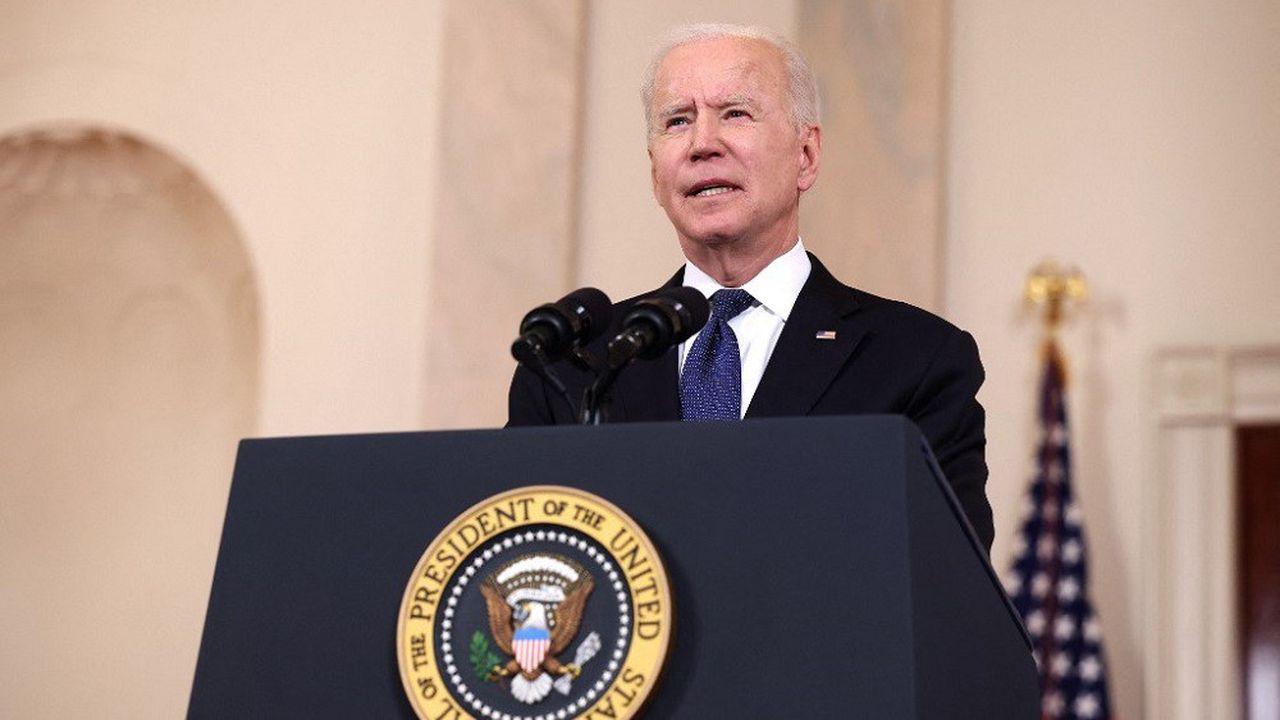 EN DIRECT - Covid : nouvelle passe d'armes entre Biden et la Chine sur l'origine du virus