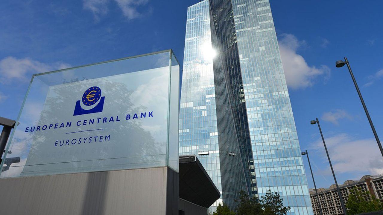 Taux : la Banque centrale européenne calme le jeu