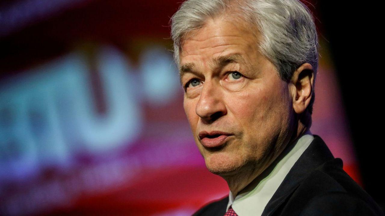 Jamie Dimon, le patron de JPMorgan Chase, a été la cible de plusieurs élus démocrates lors de son audition.