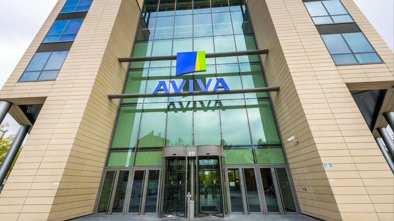 Aviva va changer de marque dans les 12 à 18 mois suivant sa prise de contrôle par Aéma.
