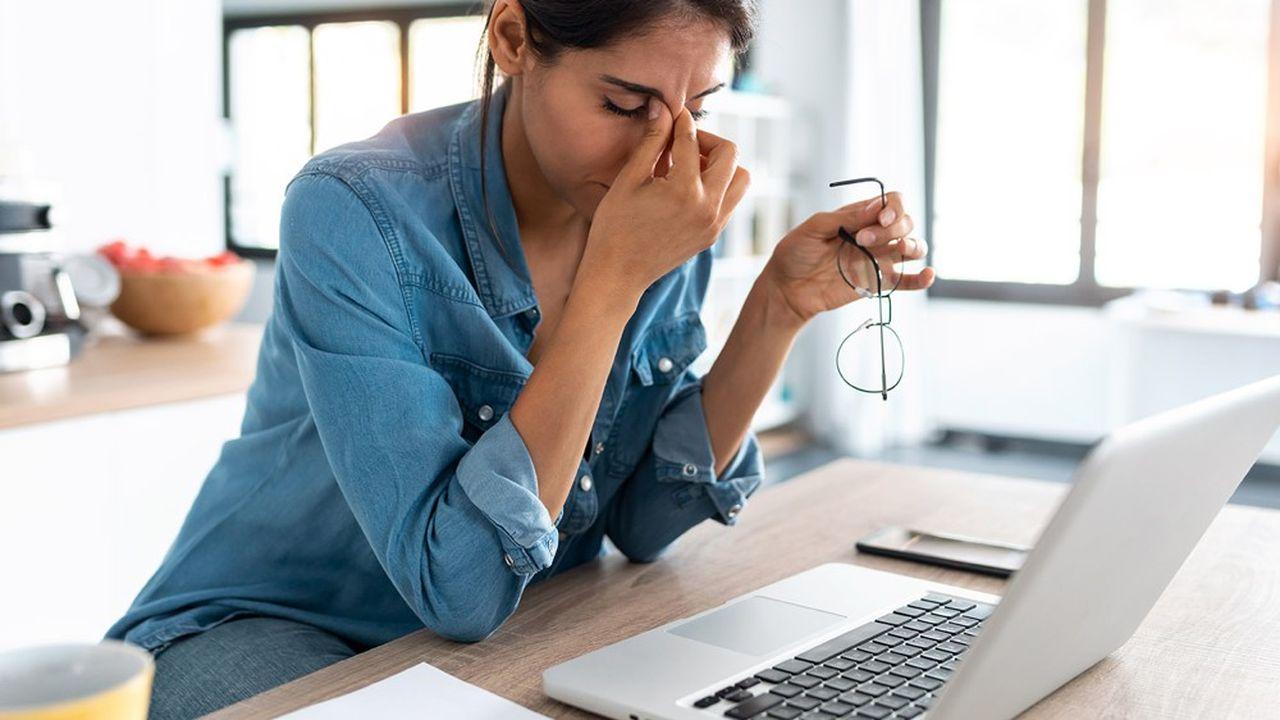 Le nombre de burn-out a doublé depuis le début de la crise sanitaire et concerne 2millions de salariés.