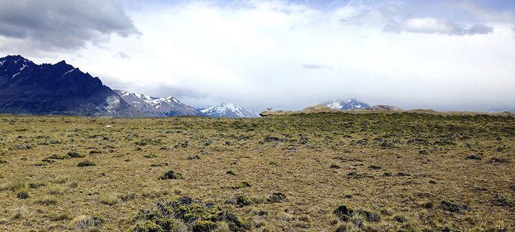 La patagonie, pour une déconnection totale.