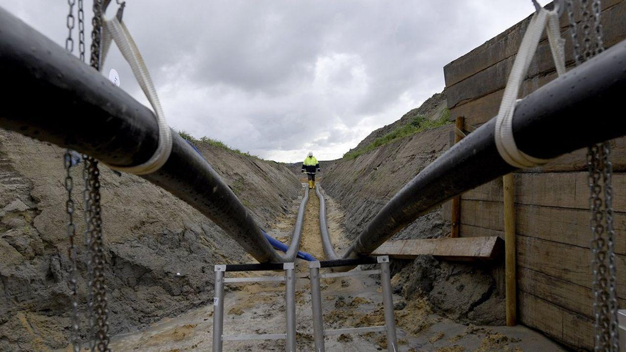 Nordlink a une capacité de 1.400 mégawatts, soit l'équivalent des besoins de 3,6millions de foyers.