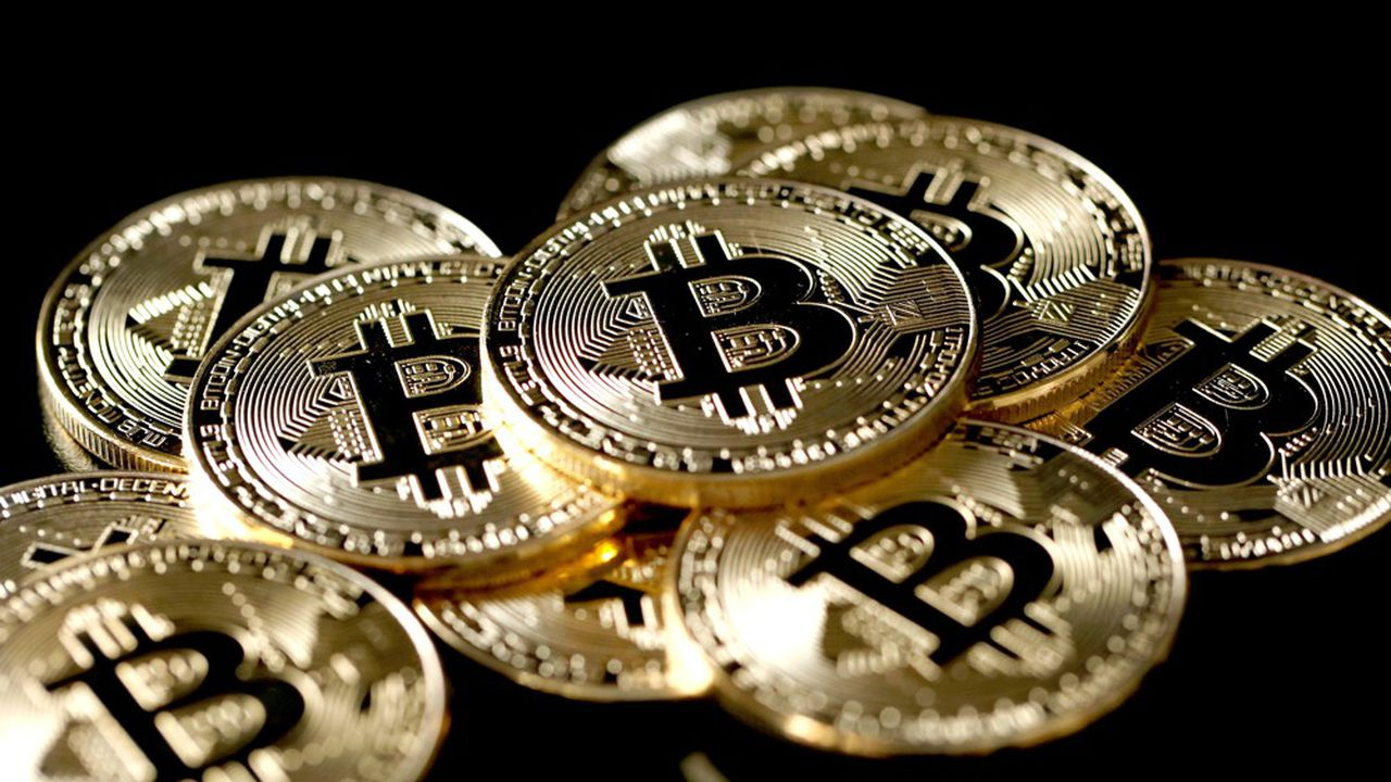 A 36.572dollars (30.140euros), le bitcoin progresse de 25% en 2021 et a chuté de 44% depuis son record