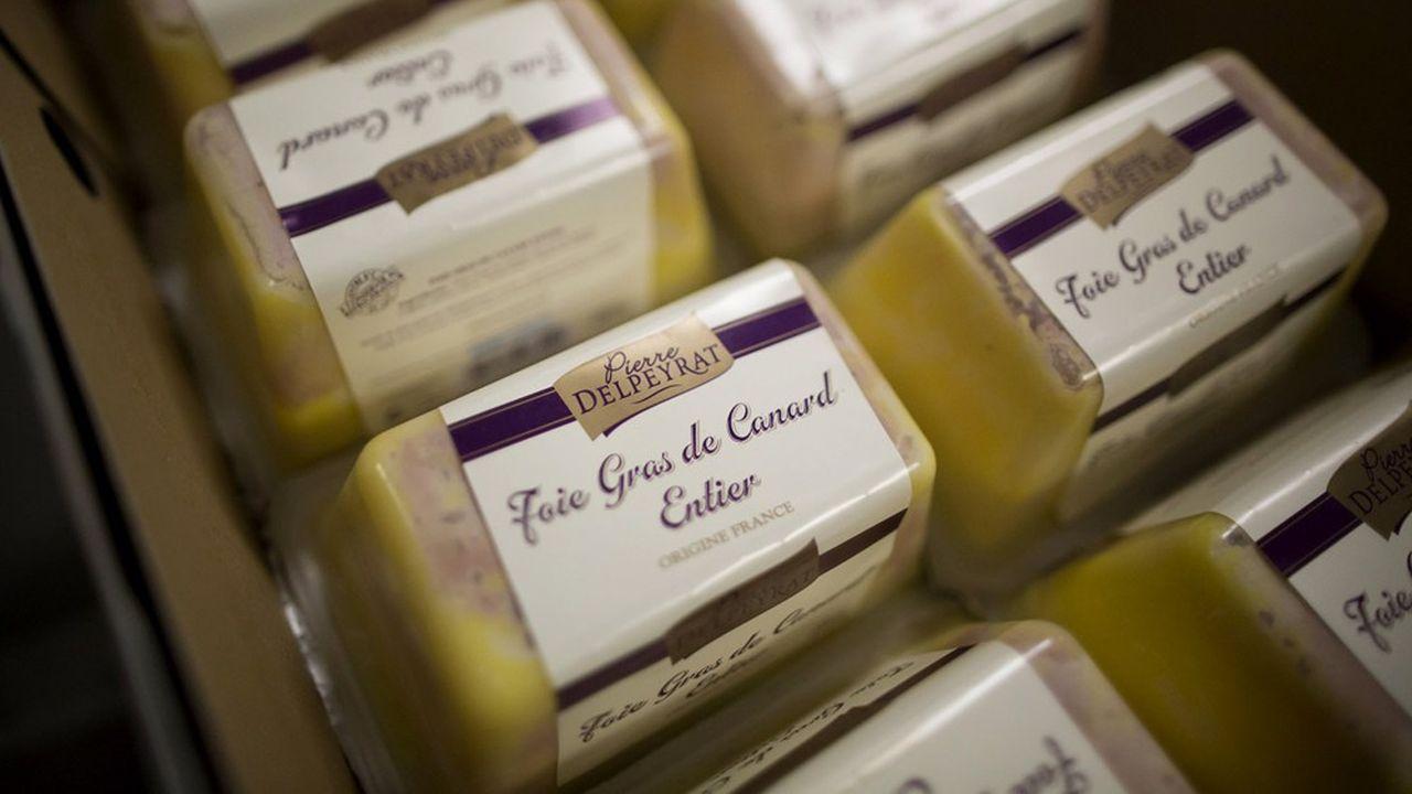 MVVH est en difficulté sur un marché du foie gras en surproduction et qui a fait face à deux crises de grippe aviaire.