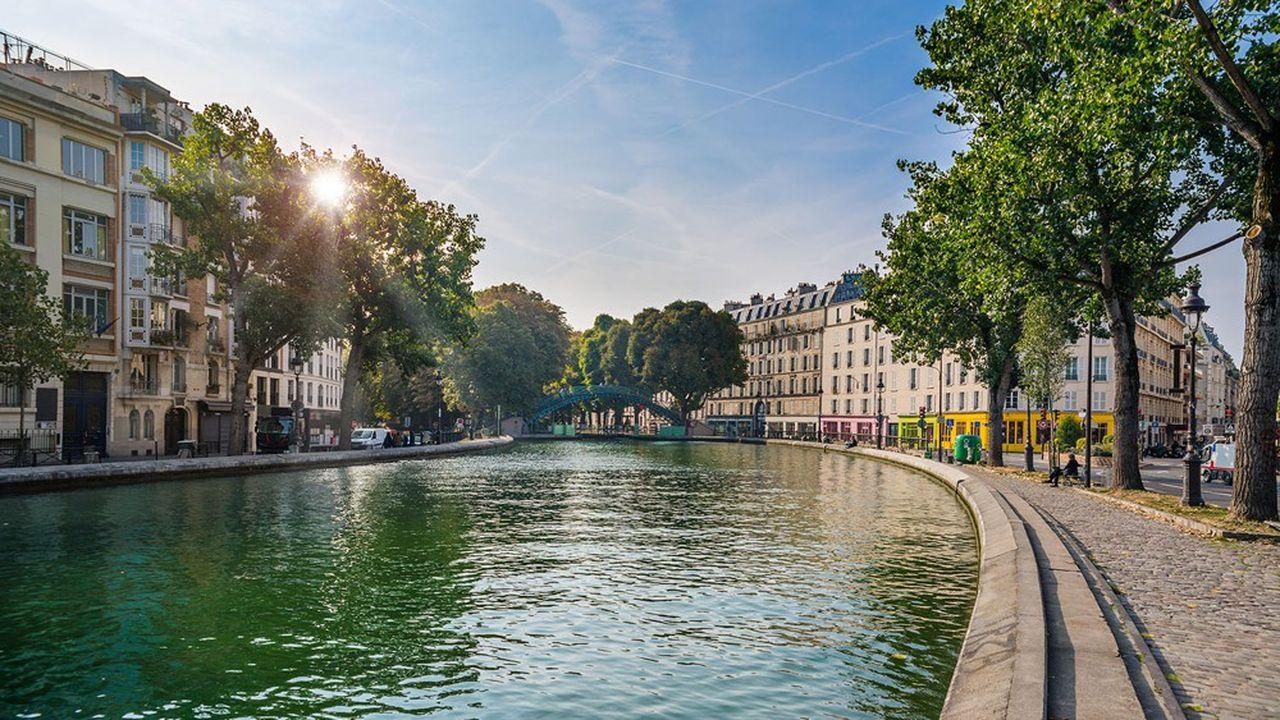 Le Xe arrondissement avait déjà vu sa cote monter en flèche avant l'arrivée de la pandémie.