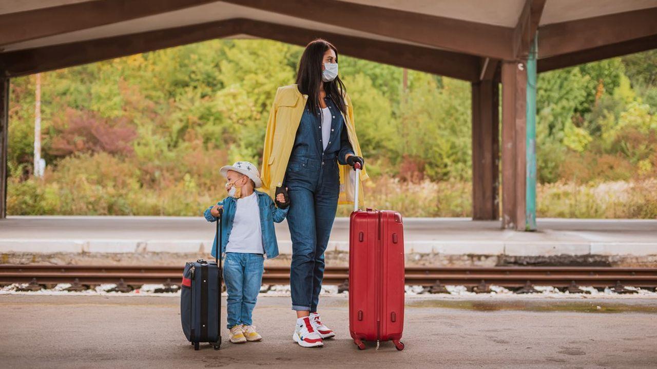 La plateforme propose majoritairement des trajets en train dans l'Hexagone.