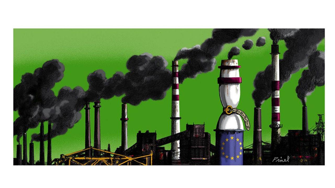 Le marché européen du carbone à un tournant de son histoire