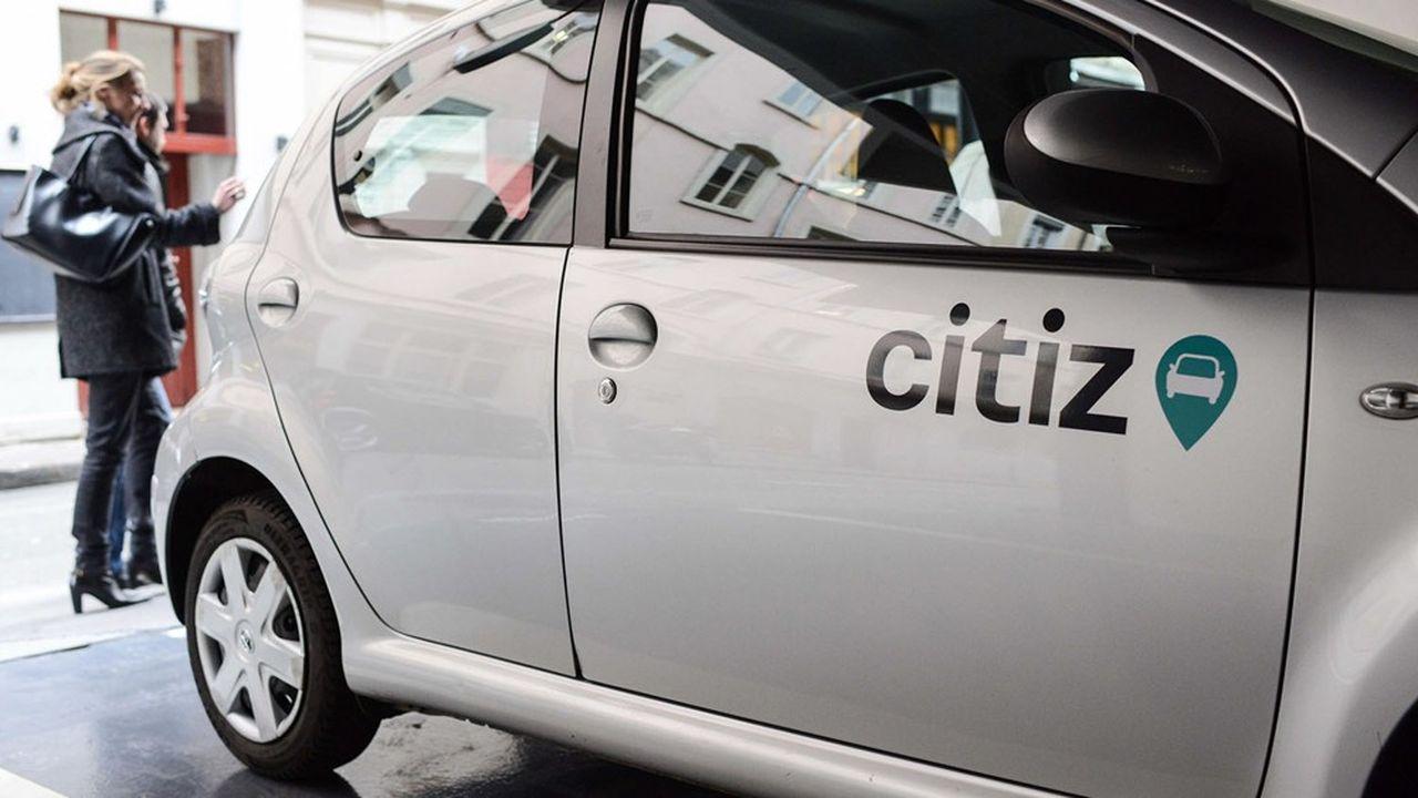 Le Réseau Citiz fédère 12 sociétés qui totalisent une flotte de 1.500 véhicules, présents dans la majorité des grandes villes de province.