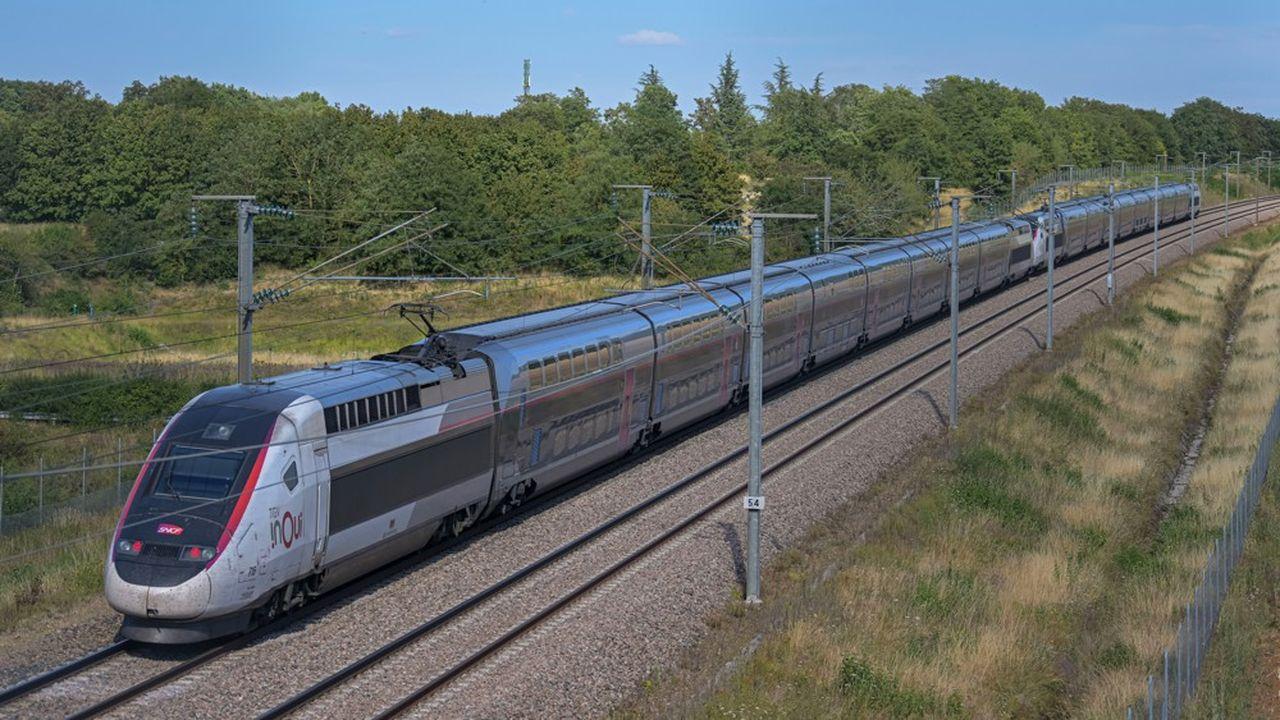 Actuellement, quelque 80% des TGV roulent quotidiennement, et les tarifs pratiqués sont inférieurs à ceux de l'avant-Covid.