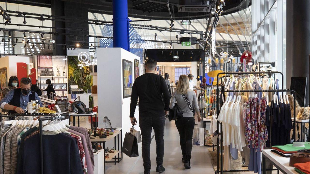 Au cours des trois premiers mois de l'année, la consommation n'a progressé que de 0,1%.