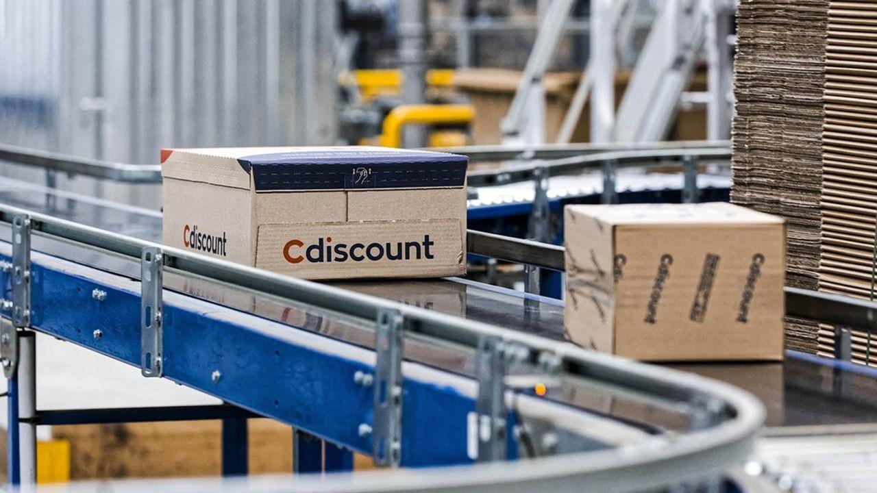 Cdiscount veut lever 300millions d'euros pour financer son développement international.