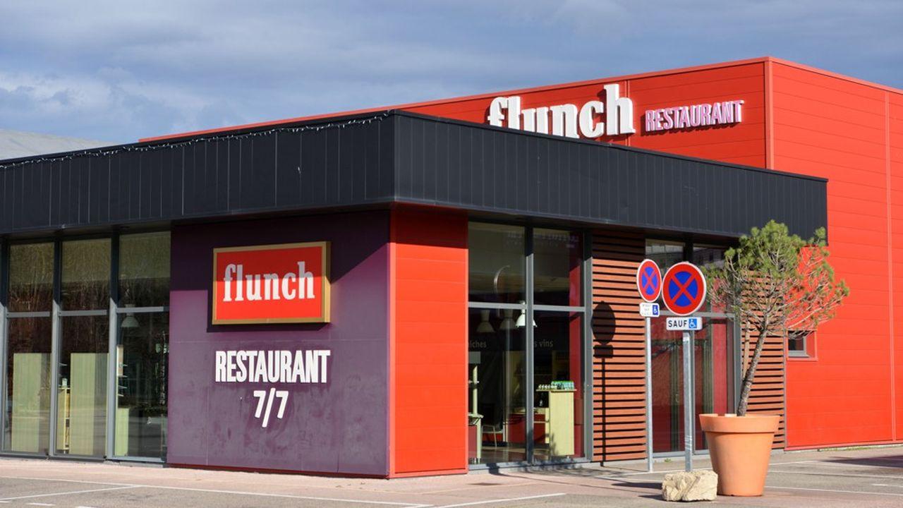 Les restaurants Flunch se sont placés en procédure de sauvegarde en janvier dernier.