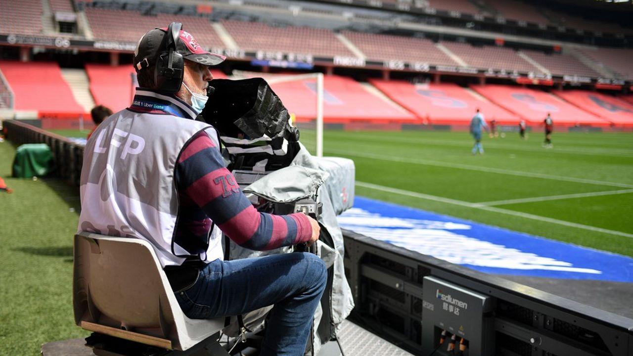 Combinée à la crise sanitaire, la défection de Mediapro a considérablement affaibli le football français.