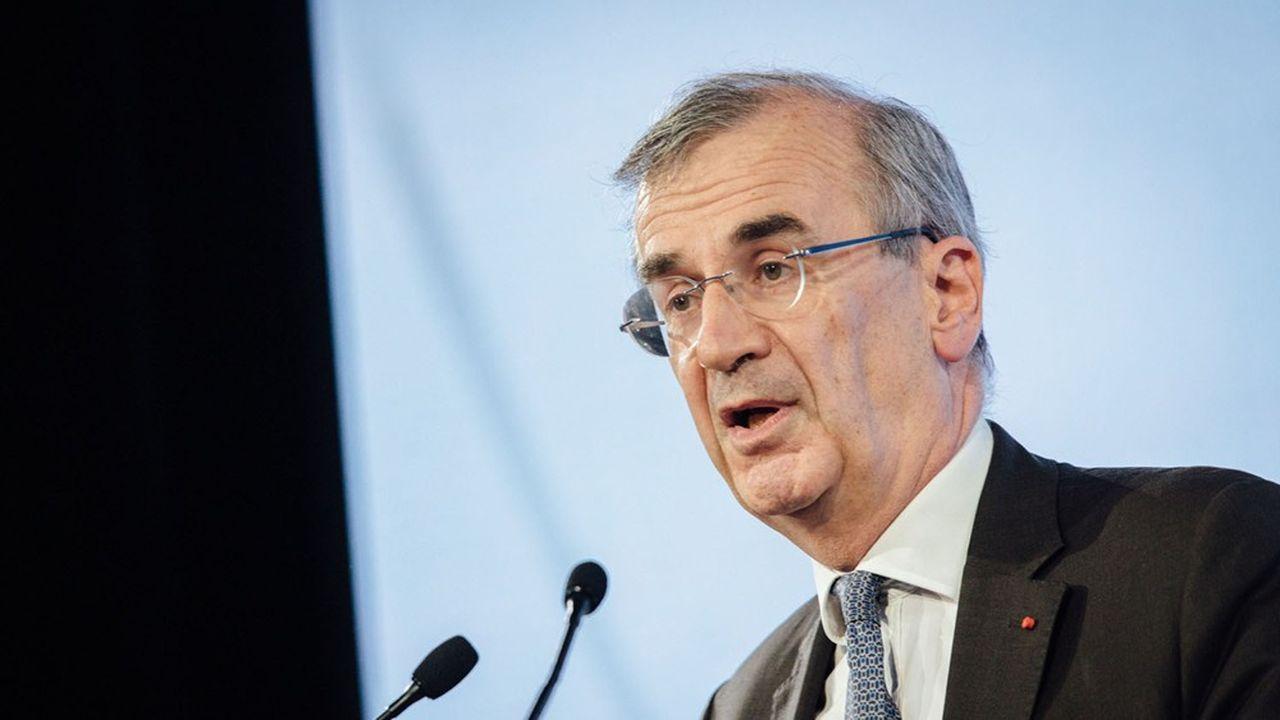 Pour François Villeroy de Galhau, «un accord mondial est à portée de main».