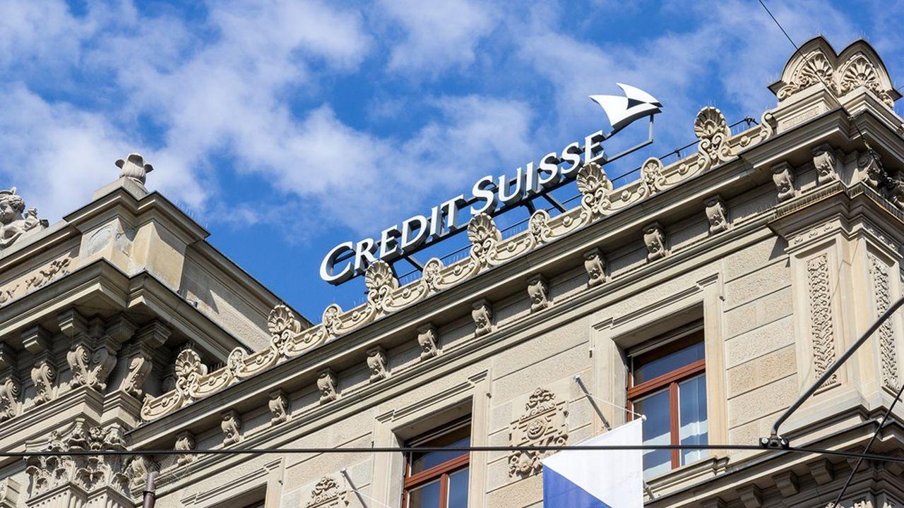 Credit Suisse ha già interrotto i rapporti con SoftBank e non farà più affari con il conglomerato giapponese.