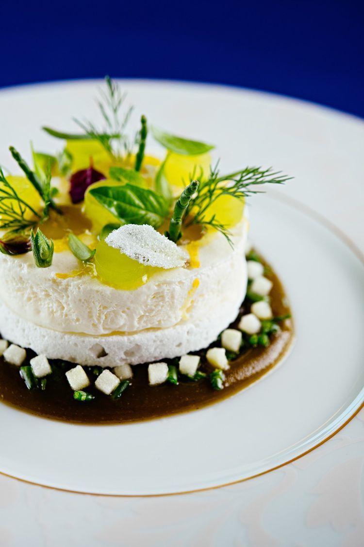 Les Herbes Folles, dessert d'Aleksandre Oliver