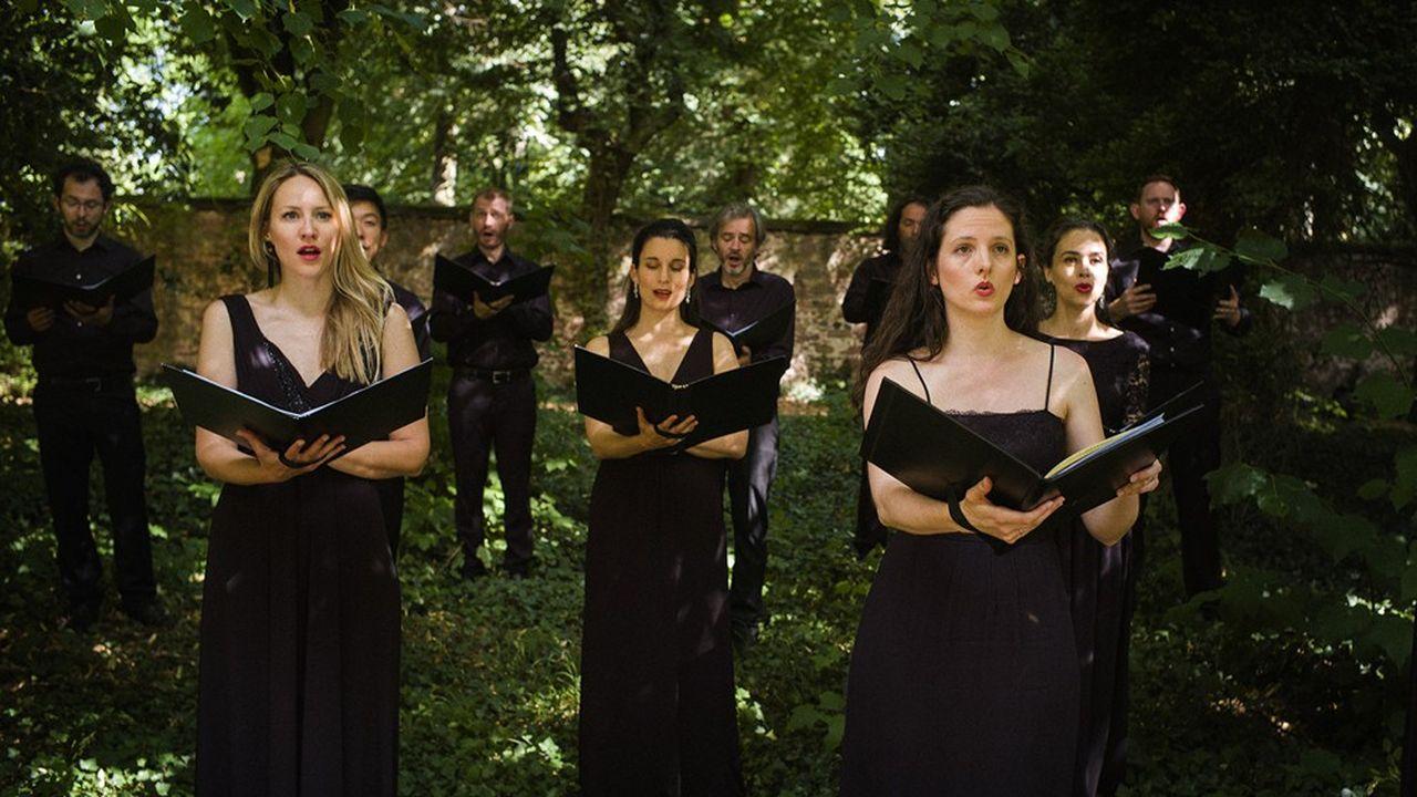 Une douzaine de choeurs sont sollicités pour ce nouveau festival, Chants libres, lancé par la Fondation Bettencourt.
