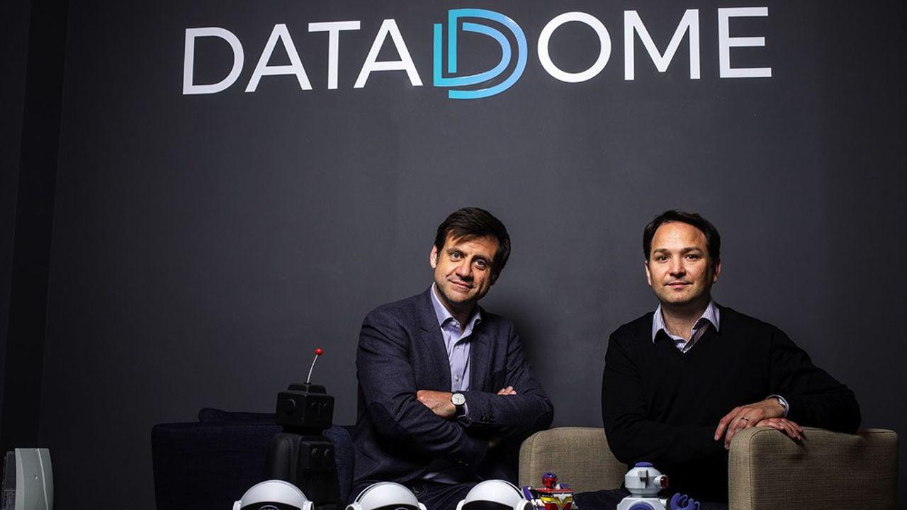Avant de fonder DataDome, Fabien Grenier et Benjamin Fabre avaient fondé la société Trendy Buzz.