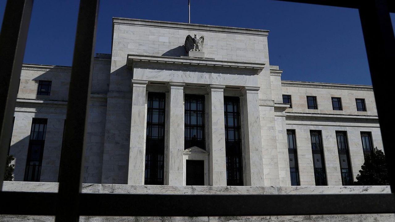 La Fed avait mis en place ce programme d'achat exceptionnel en mars2020, afin de faciliter le financement des entreprises et sauver d'emplois.