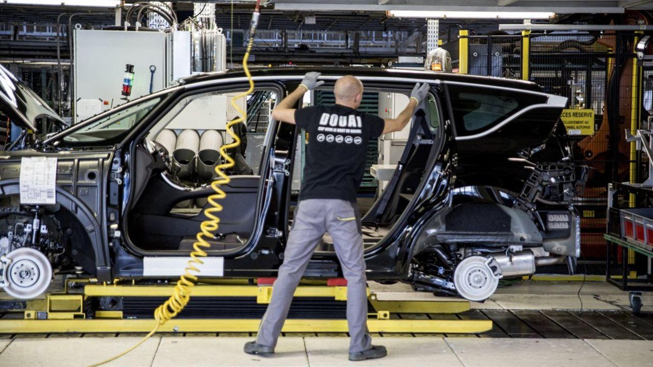 L'usine de Douai ne devrait produire cette année que 25.000 véhicules, pour une capacité de 300.000 unités.