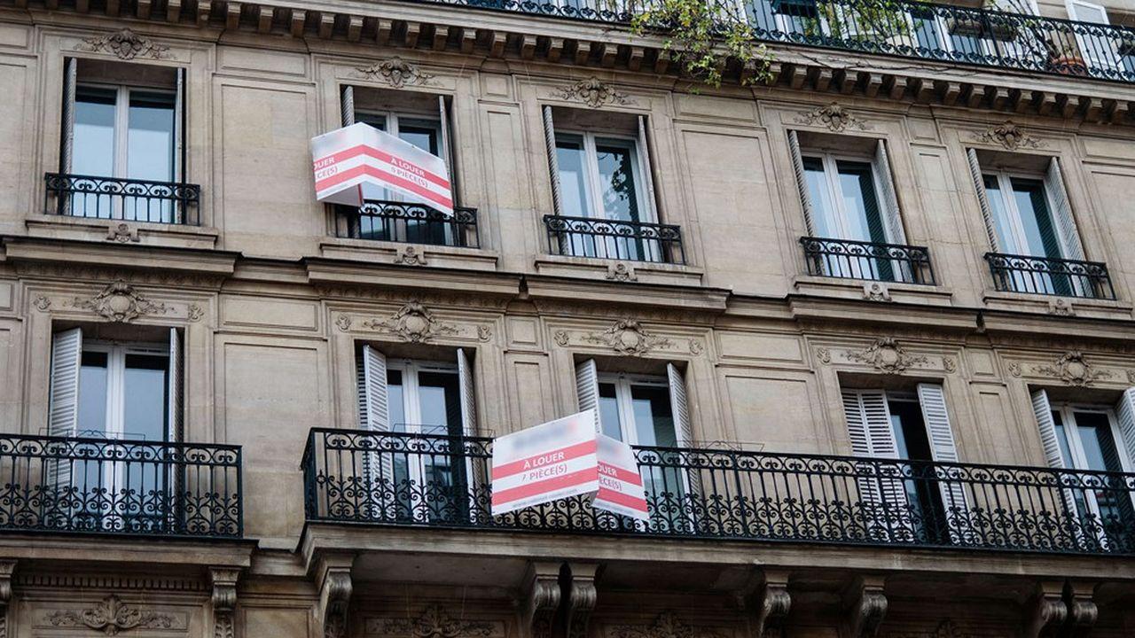A Paris, où les prix sont les plus élevés, les rendements bruts ne sont pas des plus incitatifs.