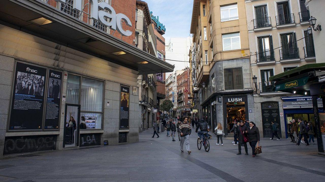L'Espagne est le quatrième marché d'Europe continentale pour le crédit à la consommation.