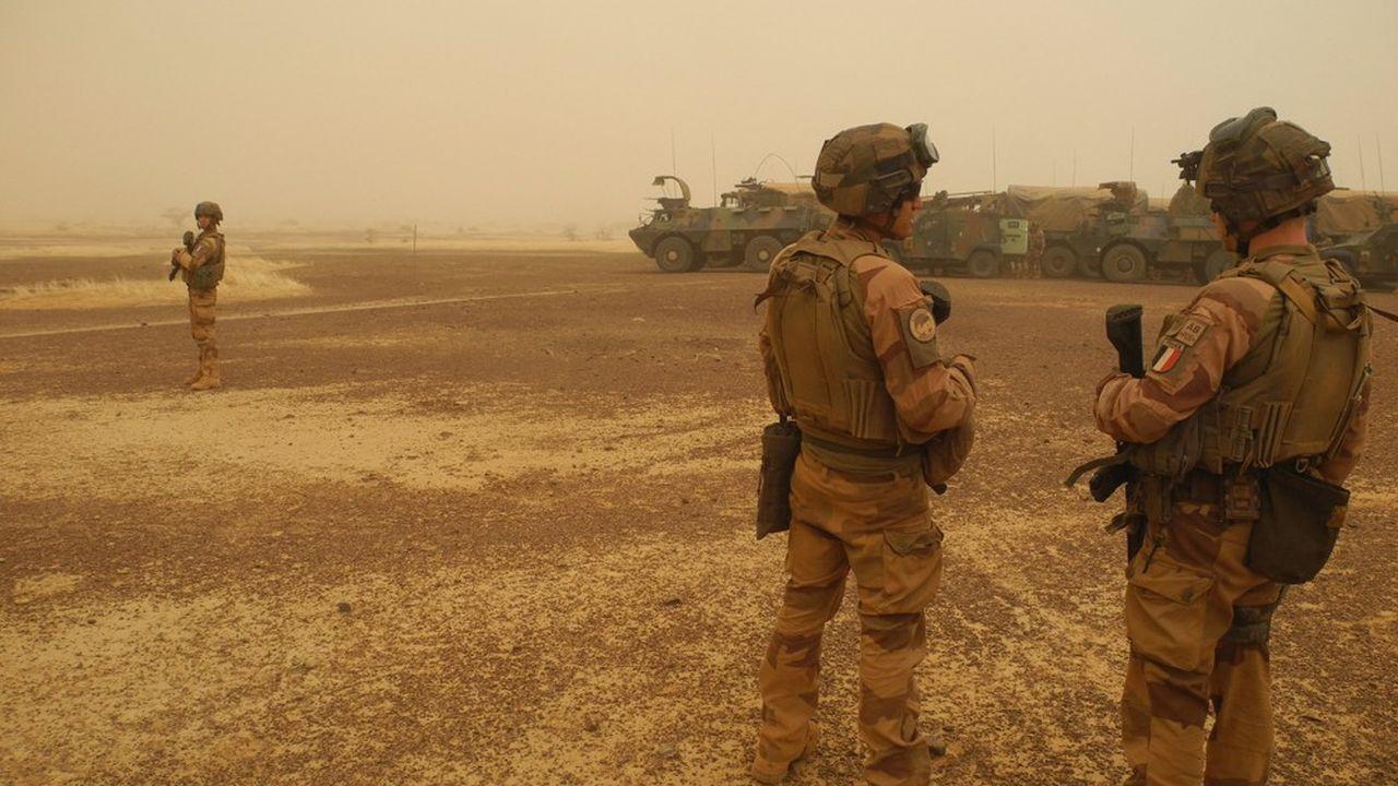 Les opérations exclusivement françaises au Mali sont maintenues.