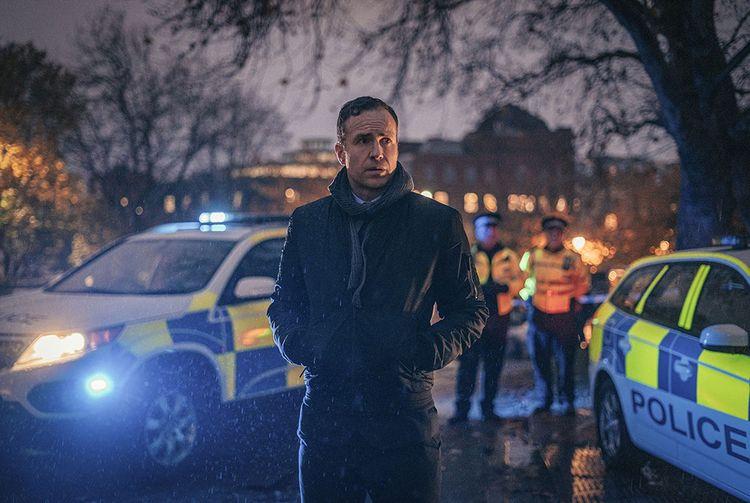 Rafe Spall dans la série «Affaire Skripal: l'espion empoisonné».