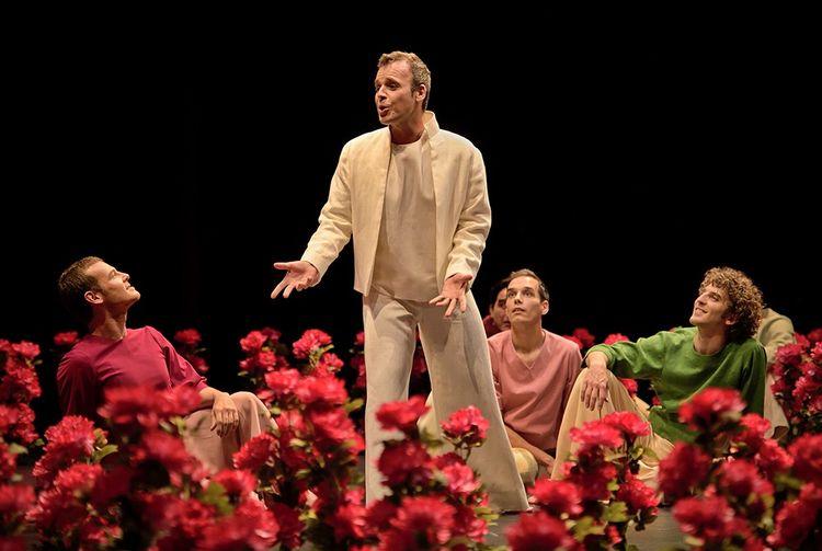 «L'Orfeo» de Monteverdi, avec Marc Mauillon.