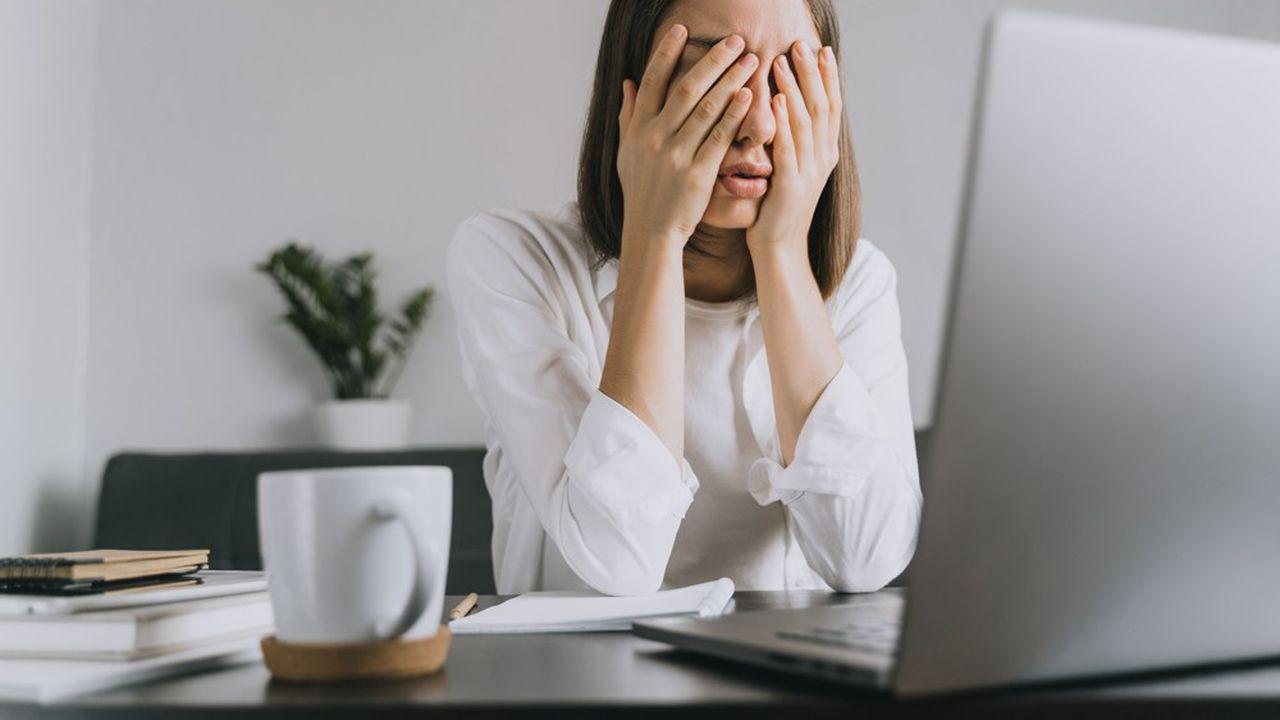La moitié des télétravailleurs ne veulent «pas revenir au bureau comme avant», selon un baromètre OpinionWay publié le 26mai dernier.