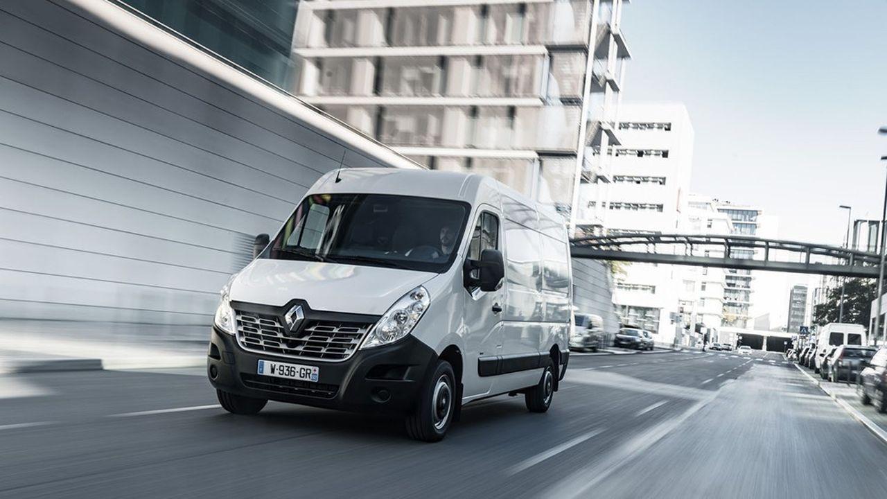 Renault espère déployer quelques centaines de Master à hydrogène dès l'an prochain.