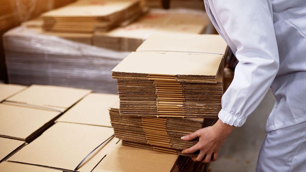 VPK, le fabricant belge de papier pour ondulé, accroît ses capacités de production.