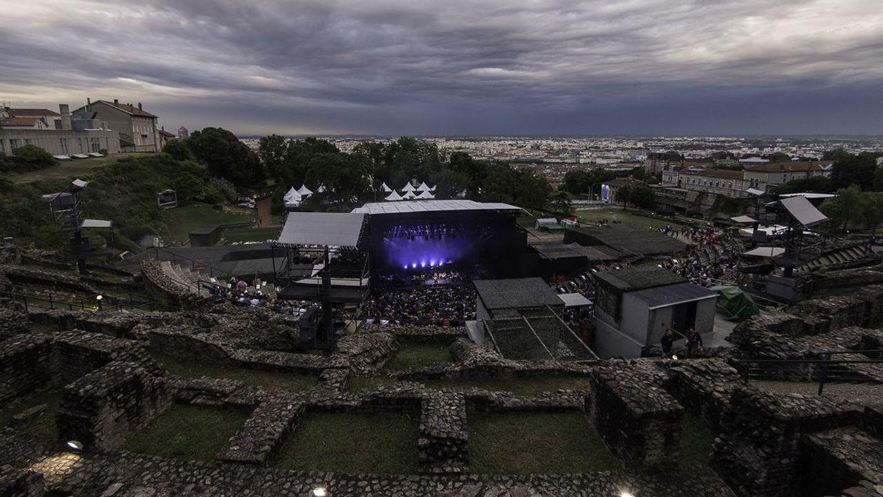 Le festival s'est recentré sur ses théâtres antiques