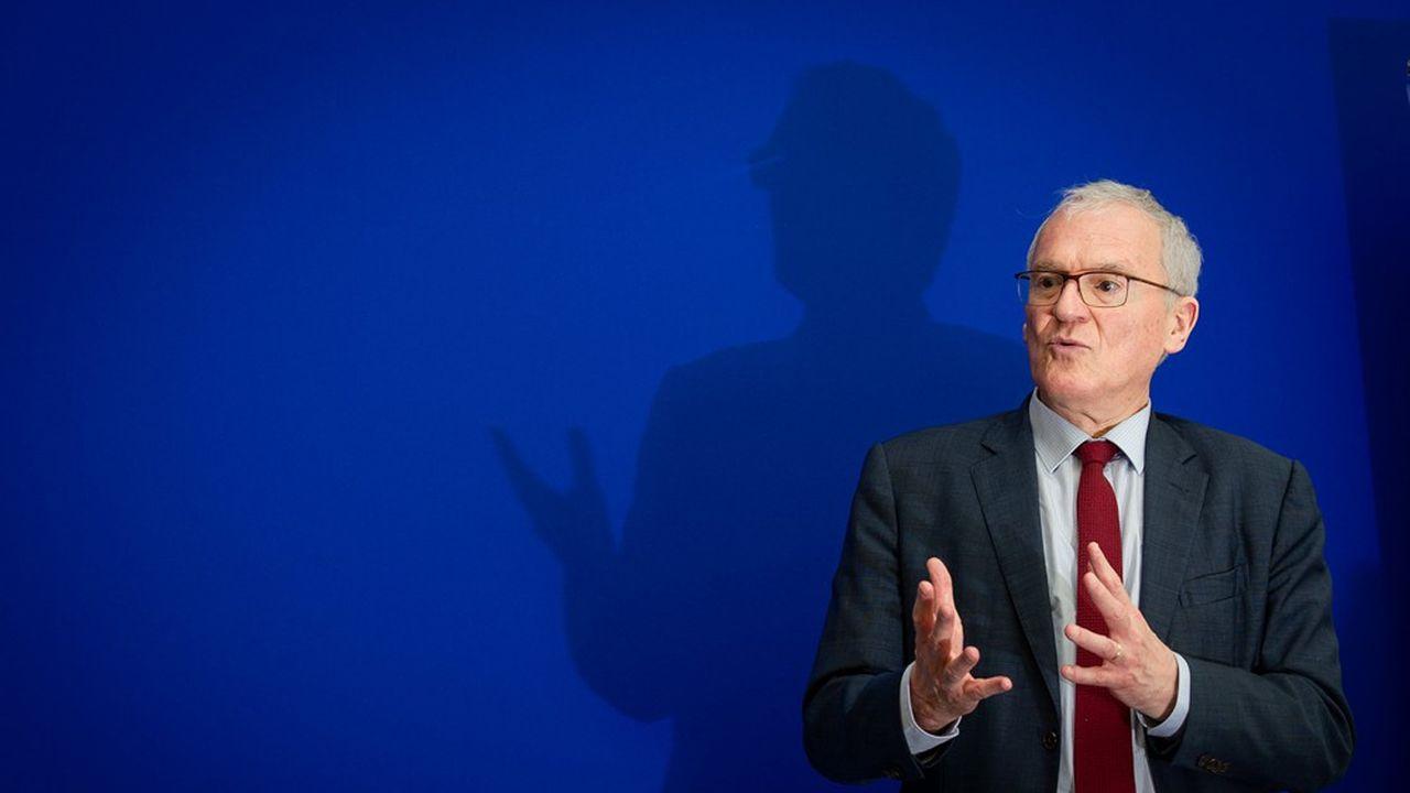 Le mandat de Jean-Bernard Levy à la tête d'EDF s'achève dans moins de deux ans.