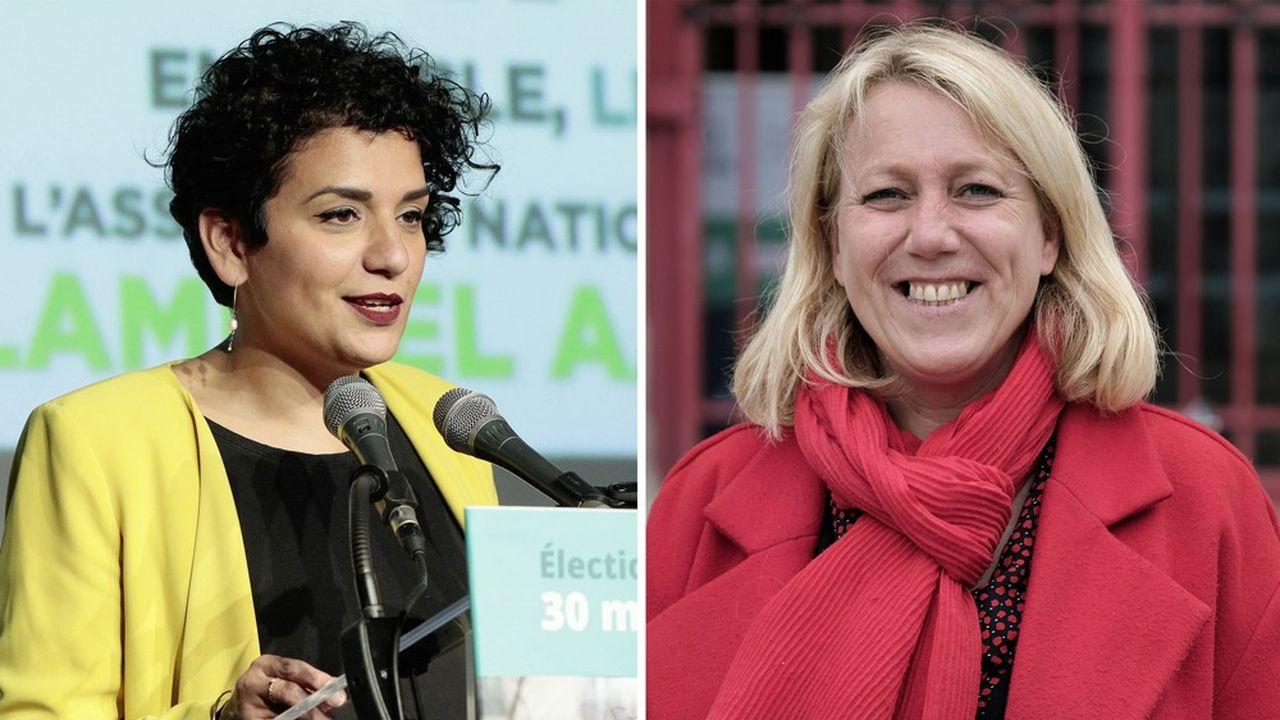 Le premier tour de la législative partielle dans le XXE arrondissement de Paris a été marqué par un taux de participation extrêmement faible (15,54%). Le second tour opposera Lamia El Aaraje (PS) et Danielle Simmonet (LFI).