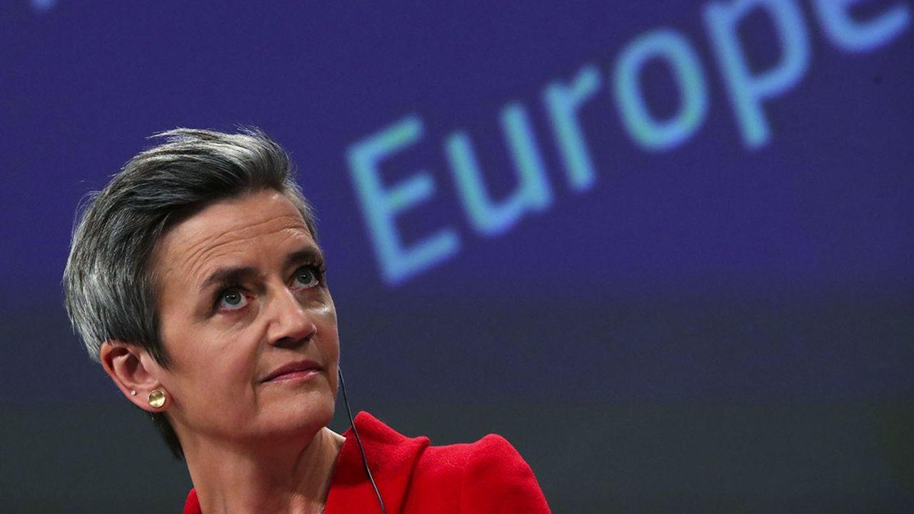 Margrethe Vestager, la commissaire européenne chargée de la Concurrence, a ouvert vendredi une enquête contre Facebook Marketplace.