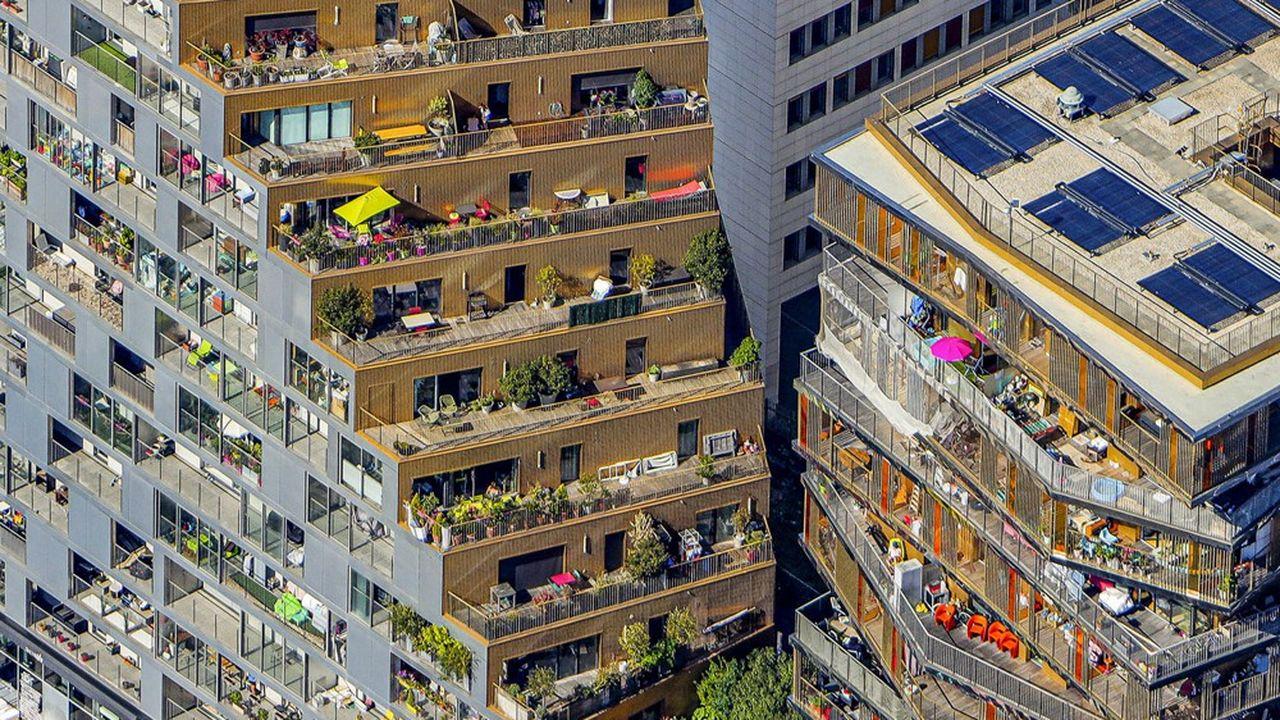 Immobilier: comment le Covid-19 fait monter la cote des balcons, terrasses, jardins