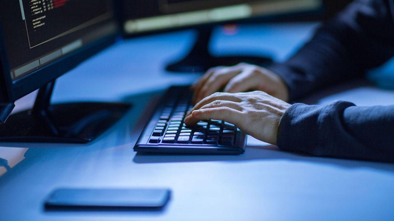 «C'est notamment le salarié qui, dupé par l'autorité et l'urgence que véhiculent les messages envoyés par les hackers ouvre la porte de son entreprise à toutes sortes d'escroqueries.»