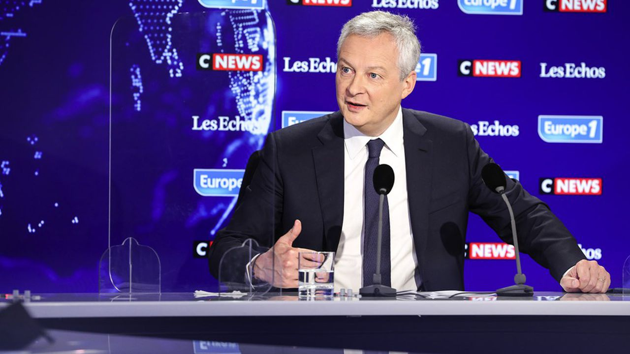 Le ministre de l'Economie a cité en exemple les choix faits par le Portugal, «où les évolutions du régime des retraites dépendent du niveau de croissance».