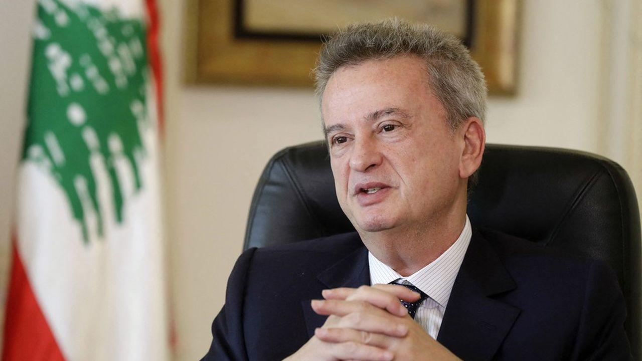 Le gouverneur de la Banque du Liban (BDL), Riad Salamé