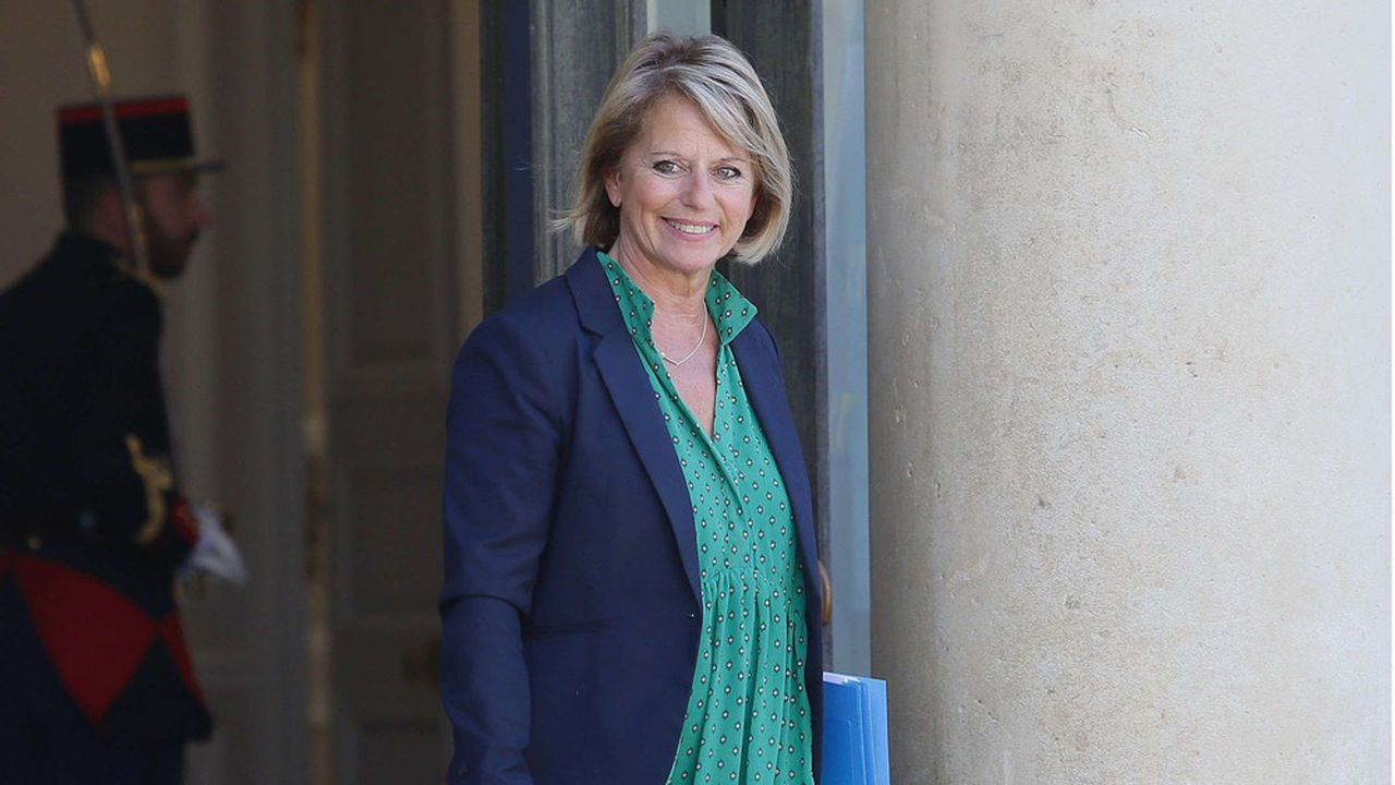 Brigitte Bourguignon, la ministre déléguée chargée de l'Autonomie, a été élue dans le Pas-de-Calais.