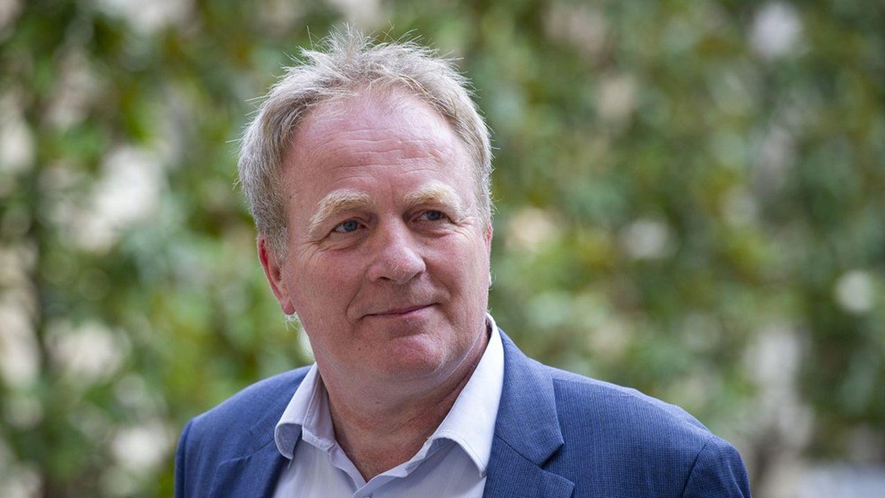 Le président de la CFE-CGC, François Hommeril.