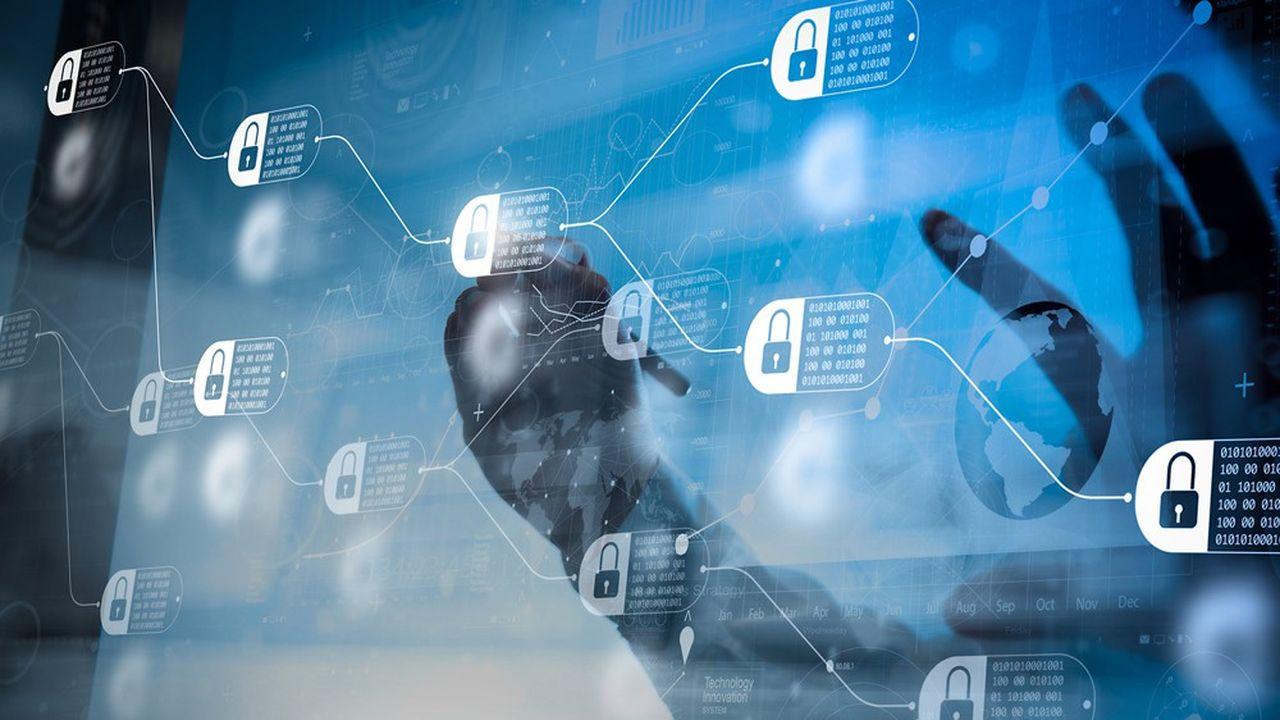 Registre de stockage et de transmission décentralisé, la blockchain doit servir à court-circuiter, en partie du moins, les intermédiaires traditionnels des sociétés de gestion.