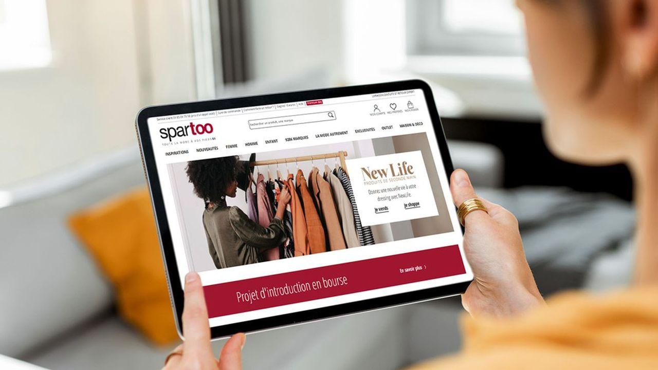 Spartoo s'est diversifié dans le prêt-à-porter, la beauté et la décoration.