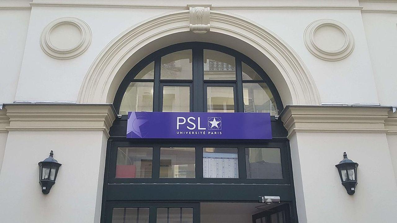 Paris Sciences et Lettres (PSL) est l'université française la mieux classée dans le nouveau QS, à la 44e place